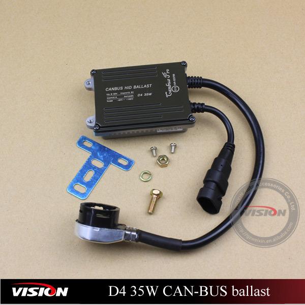 HOT canbus ballast 35W 23V for D1 D2 D3 D4 xenon bulbs