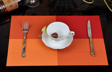 Hotel cheap pp placemats, tabale mat with custom printing
