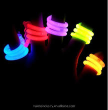 Funny & Easy Handling Glow in the Dark flsorescence Finger Ring for Party/Festival/Dance/Concert/Camping/Bar/Game/Wedding