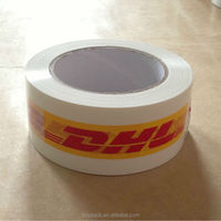 Strong Adhesive Customized Logo Printed Tape