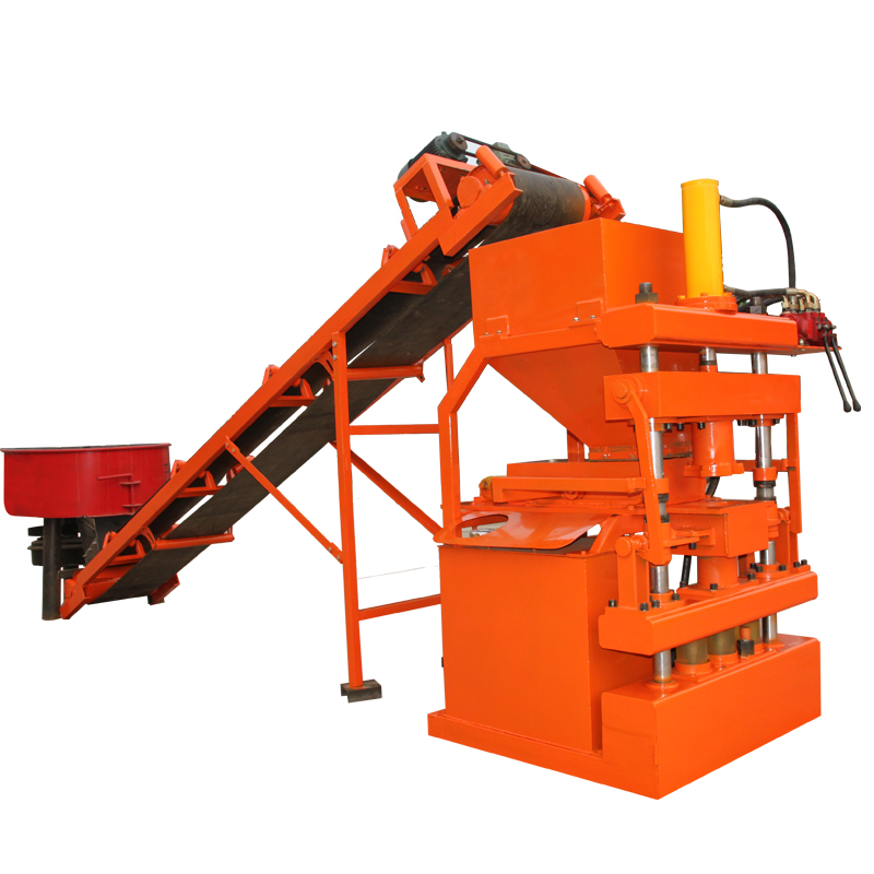 Low cost of automatic fly ash brick making machine