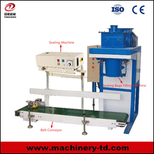C25 Sewing bag packing automatic dry mortar weighing filling machine plastic packaging machine