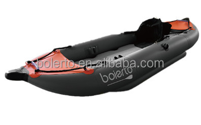 All Round Inflatable kayak boat used for fresh water and saltwater