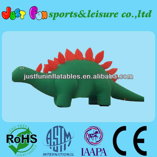 inflatable dinosaur cartoon