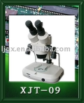 XJT-09 series LED projection zoom stereo microscope