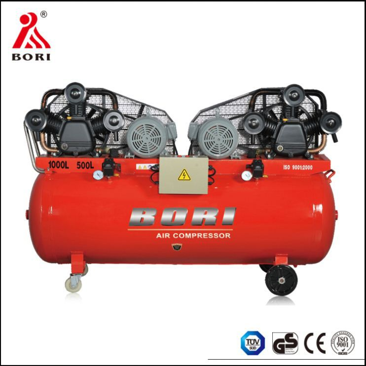 China factory manufacturing high quality big red air machines air compressor