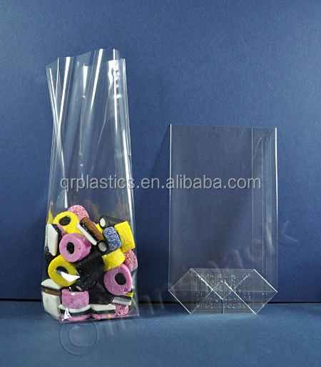 wholesale cheap clear cello bags custom opp plastic bag