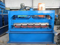 New speed rubber roofing sheet making machine