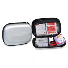EVA foam pouch automobile first aid kit, emergency kit