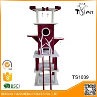 Pet Toys Type and Cats Application Wholesale Cat Tree