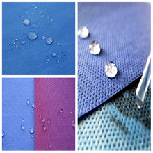 On line shopping 100% sms nonwoven fabric colored polyester felt punched felt thick felt fabric