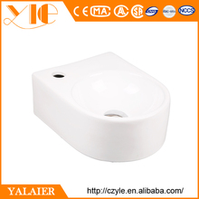 Best Sale Counter Top Bathroom Art Basin Chinese cheap sanitary ware Bathroom Sink & Basin