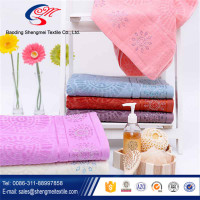 pure cotton bath towel jacquard organic cotton towel