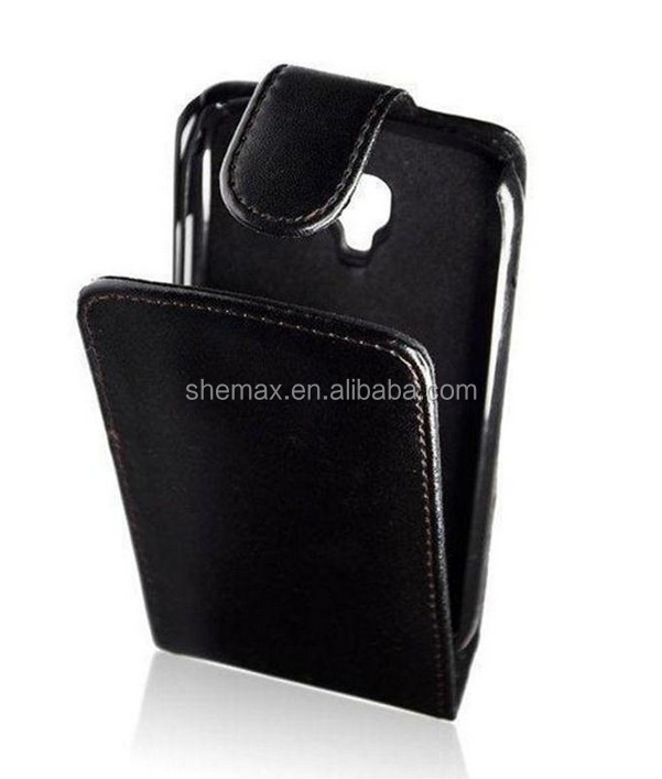 Phone Leather Flip Case For Nokia E52