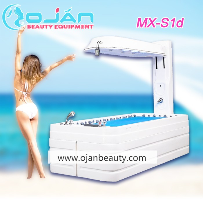 2016 popular in Italy factory price massage vichi shower/water bed