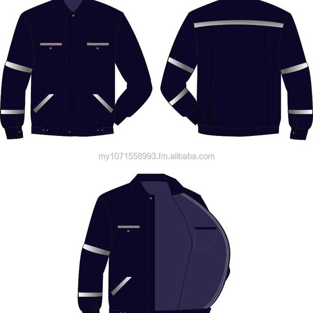 custom made uniform and jacket