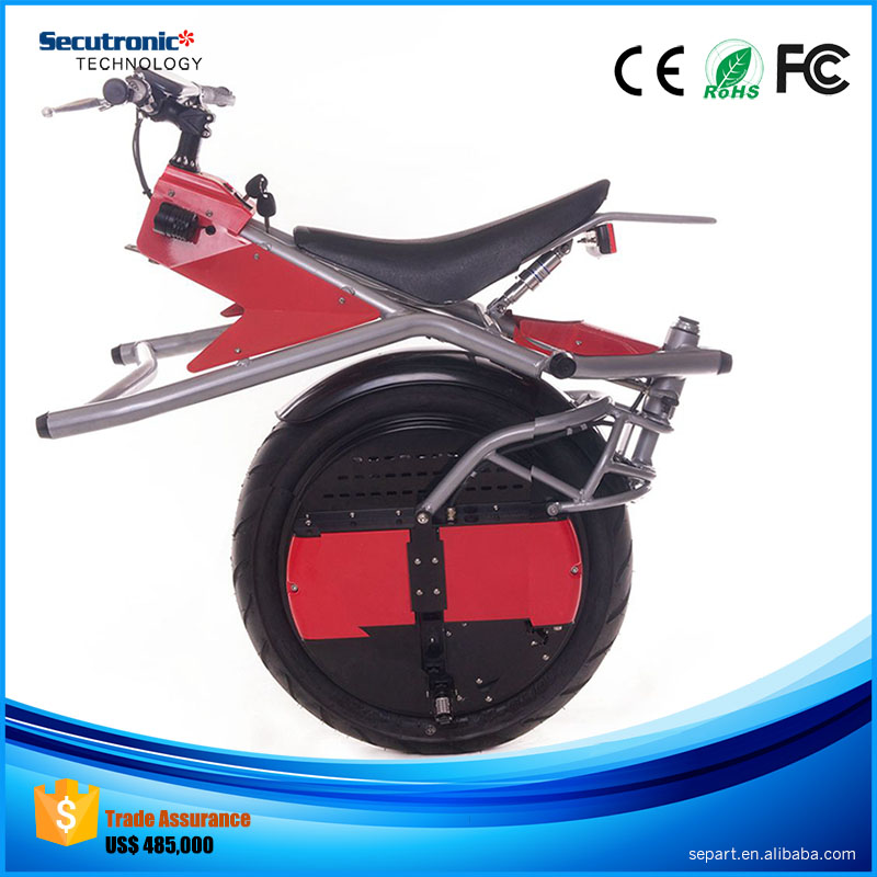 China Cool Product CE RoHS One Wheel Self Balancing Hoverboard 1000W Toxozers 7.0 Unicycle Zappy 3 Electric Scooter