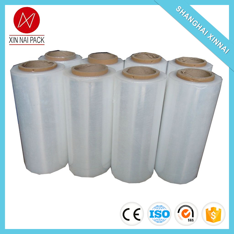 Factory antique hay bale wrapping film