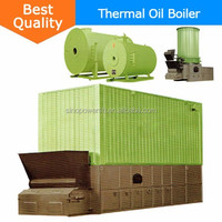 thermal oil boiler system With CE/ISO/ASME hot oil heater