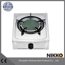 New Design Hot Sale Stainless Steel Burner gas stove lighter products made in asia