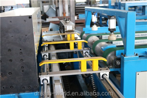 Rectangular Smart Line / Line for Square Duct / Automatic Tube Line