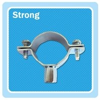 Wall Mount Pipe Clamps