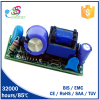 mini size Constant current led power supply 300mA 24V 8w led driver