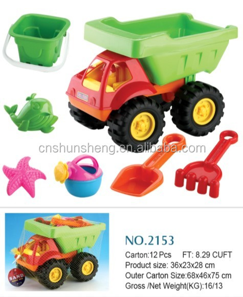 Plastic Sand Beach Car Toys Set,chinese toys cars,outdoor toys