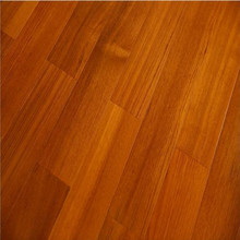 Teak Multilayer Engineered Wood Flooring With smooth surface 136#