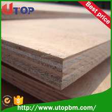 19mm thick plywood /commercial plywood at wholesale price