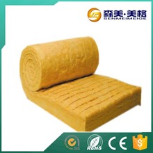 Flame retardant compound building construction material flexible heat shrink packing glass wool
