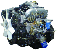 Marine boats engine motor ZN485Q CHANGCHAI diesel engine