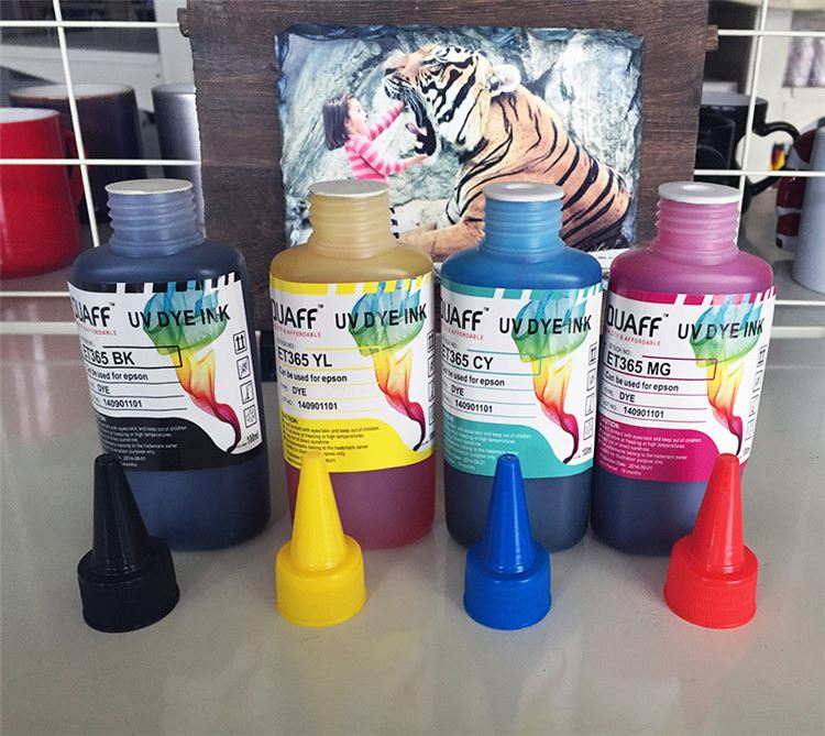 Most popular good quality eco solvent printing inks with different size