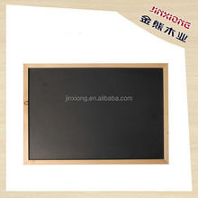 High quality hanging restaurant black menu board, kids blackboard with chalk