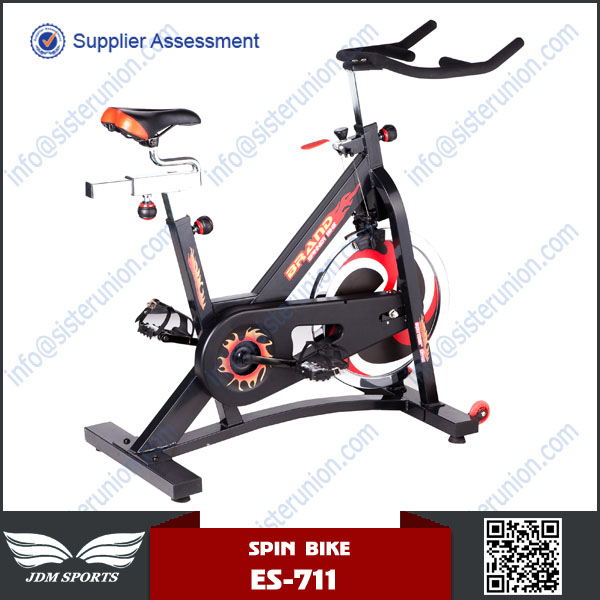 2014 Top Grade High Quality Exercise Bike With Gears