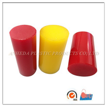 Nature/ Tea Color / Red/ Yellow Polyether & Polyester PU Rubber Rod