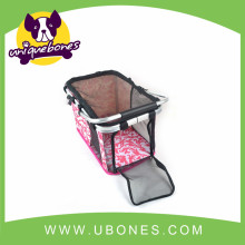 pet products ! soft pet carrier/Pet Dog Cat Carrier Travel foldable cage wholesale