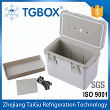Insulated Cold Cooler Box Medical Plastic Moving Box Cooler Box