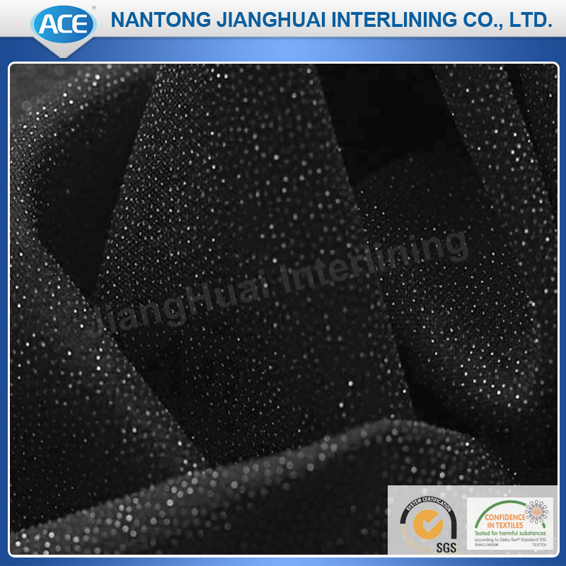 Products China woven adhesive interlining men and women suit fabric