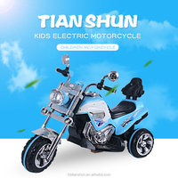China children electric motorcycle with three EVA wheels for kids popular in china