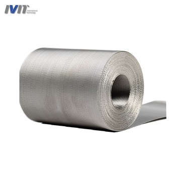 152x24 Stainless Steel Reverse Dutch Woven Wire Mesh for mesh filter
