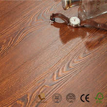 8mm 12mm laminate flooring sheets with medium embossed surface