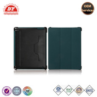 shenzhen factory custom minion leather case for ipad 2 3 4