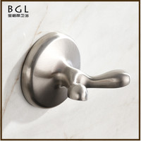 15735 wall mounted modern bath accessory simple coat hook