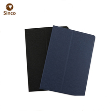 "Wholesale 10.5"" pu leather stand cover dormancy smart awake two fold flip case for ipad"