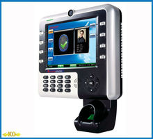 Multi-Networked TCP/IP Finger Print Clocking with Access Control iclock2800