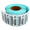 58x40mm scale label Thermal Self-adhesive Labels