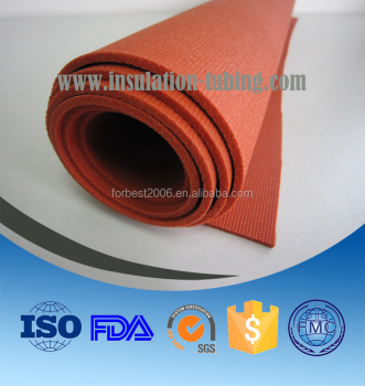 5mm thickness Silicone sponge sheet,Red silicon foam sheet,thick rubber foam sheet