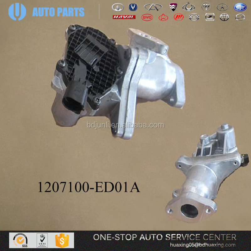 GREAT WALL HOVER AUTO PARTS 1207100-ED01A EGR VALVE ASSY AUTO SPARE PARTS CAR