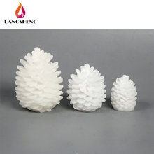 Good quality light pineapple candle